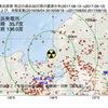 美浜発電所周辺の地殻変動と地震活動 (2017年09月12日現在)