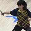 ゆり選手(21クラブ)の、三重県中学校卓球選手権大会・中部日本卓球選手権予選  女子カデットの部