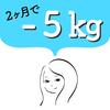 私の糖質制限ダイエット [2か月で5㎏減!]