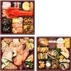 Oisix(オイシックス) 通販 おせち料理 2018 おすすめ  琥珀 三段重海鮮