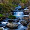 熱海梅園の滝