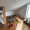☆子供部屋、入学に向けての大改造「ベッドの移動」