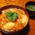「和らぎ亭 しまや」酒、米、魚と新潟の魅力を存分に堪能した後の名物「親子丼」