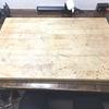 8年ぶりに修理板を新しくしました。そして、リサイクル!