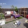 屋上庭園ー屋根と同等の価格で人生にプラスワンの贅沢を。