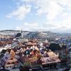 【チェコ観光オススメ】これぞおとぎ話の世界。世界遺産チェスキー・クロムロフの小さな街並み