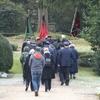 (2016年11月13日(日):曇り) Volkstrauertag(国民哀悼の日) Kiel市内墓地巡り