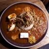【SOMA】中津で頂く刺激的な酸味と旨みのカレー!チキンキーマとトマトカレーの組合せでおいしさ倍増!