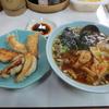 木更津 市場食堂 ラーメン+餃子定食の日