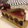 さくらんぼの季節の終わりと、ユウササゲの夏色ケーキ!