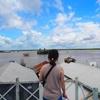 【カンボジア女子一人旅】東南アジア最大の湖!トンレサップ湖☆