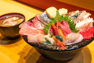 【金沢・近江町市場】おすすめ海鮮丼ランチ6選!新鮮な海の幸がてんこ盛りです!【2019年最新版】