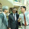 加藤前ウズベク大使ご夫妻をお招きした対談「ウズベクで生活してみて~成長と人気続くウズベク」を開催