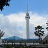 美しいステンドグラスに魅了されたマレーシア国立モスク | 2018/19マレーシア・シンガポール旅行9