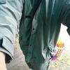 5月13日(雨)トマトくくる支柱の紐つけと草刈り