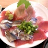 神田ランチ 銚子産イワシのお刺身定食は美味しい。