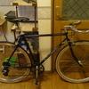 タダで貰ったロードバイクをとりあえず走れるようにしよう!~完成編~