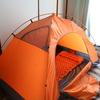 IREGRO テント 2人用 レビュー