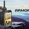 【端末レビュー】Ulefone Armor 3T(ウレフォン アーマー 3T)【タフネススマホ IP68/IP69K】