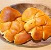 神楽坂『亀井堂』クリームパン。行列必至、売り切れ必至という大人気のクリームパンを頂きました。