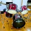 Drums TAMA(タマ) インペリアルスター IP58H6HC-VTR レビュー①【組み立て】
