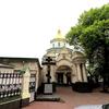 ウクライナ旅行[50] キエフの観光スポット:ポドル地区の教会等(2)