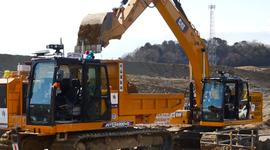 【実証実験】5G通信×建設機械自律制御で建設現場の業務効率化を目指す