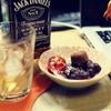 チョコレートとウイスキー