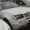 GH-PA25 BMW X3 BMW X3 E83 部品取り車入庫しました!!リサイクル部品販売します。