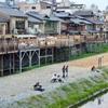 鴨川納涼床(京都まち歩き#3)