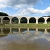 【北海道】ぬかびら源泉郷でタウシュベツ川橋梁と廃線をツアーで楽しむ