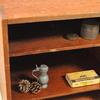 【古道具】木製シンプル棚は収納にも飾り棚にも。初売りで買ったモノ第2弾!