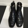 靴磨き!ボタンブーツはお好きですか?愛する靴に潤いを。