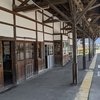 【廃駅】大正時代の駅舎が現存する長野電鉄松代駅を探索