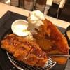 超ボリューミー最強コスパ‼️松乃家【ロースかつ&白身フライ定食】がマジで美味い‼️サクサクふわふわの白身フライ最高です‼️