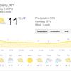 【アメリカ】天気に関する英語の表現と豆知識