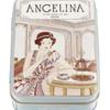 アンジェリーナ 集めたくなるレトロな缶入りチョコ