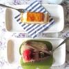 オーガニック小麦粉のケーキ。「アンフィニー」@堺市 上野芝