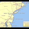 アムトラック・アセラでボストン・ワシントン・ニューヨーク3都市間移動