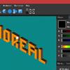 ロゴっぽいものを作る #Hexels
