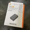 【購入】SONY リチャージャブルバッテリーパック / NP-FZ100