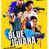 日本国内劇場未公開 ◆ 「ブルーイグアナ 500万ポンドの獲物」