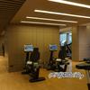 ルネッサンス香港ハーバービューホテルのフィットネスジムに潜入!