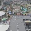 いよいよパークの完成度は90%以上。グランドオープンは4月1日。