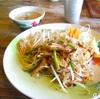 京都グルメぐり【本格的なタイ料理・四条河原町の熱帯食堂でパッタイ】