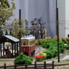 ナローの貨物駅