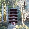 見ごたえたっぷりの古刹。静かな冬の室生寺
