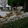 西郷隆盛宿泊の「木屋家」跡地@龍馬をゆく2016