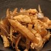 【作り置き】おかず:ごぼうとこんにゃくのきんぴらの作り方(レシピ)