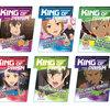 【キンプリ】 KING OF PRISM 6 Pack!! バトルトレーディングアクリルバッジ 2016年9月発売予定